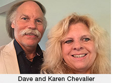 Dave and Karen Chevalier