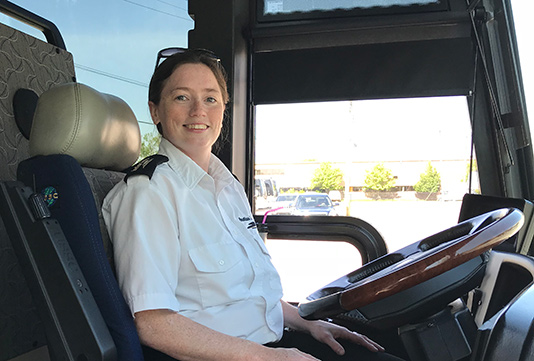 Indian Trails Bus Driver