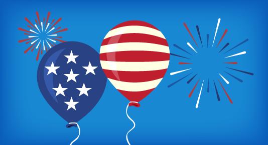 Happy 243rd Birthday, America!