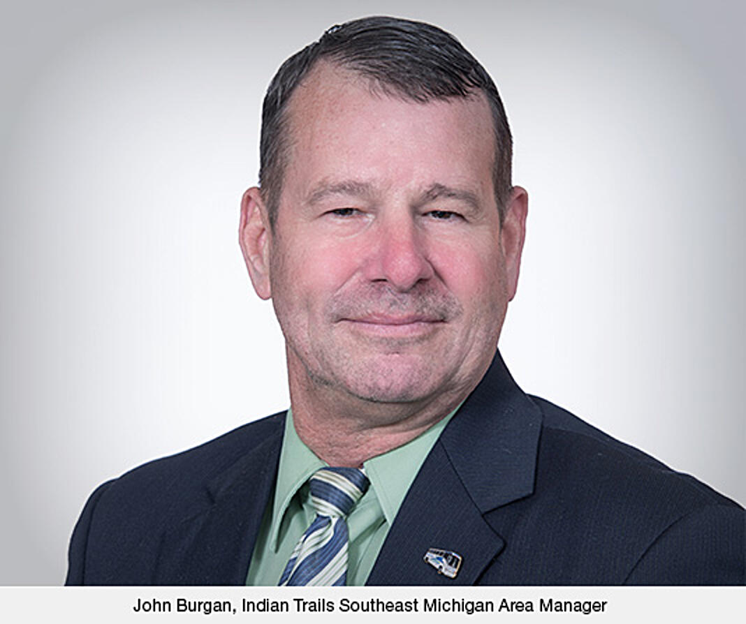 John Burgan, Southeast Michigan Area Manager
