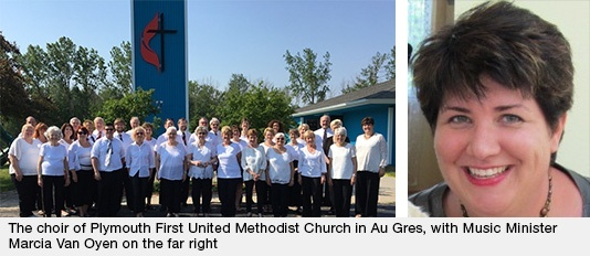 Plymouth First United Methodist Church Choir