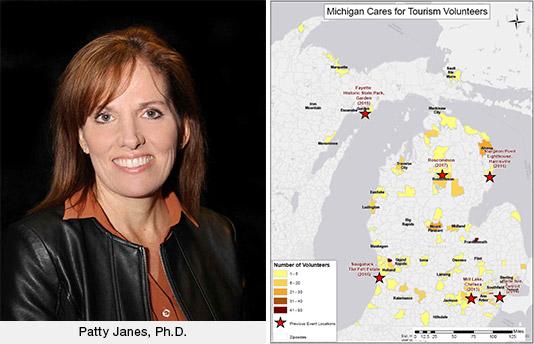 Patty Janes, Ph.D.
