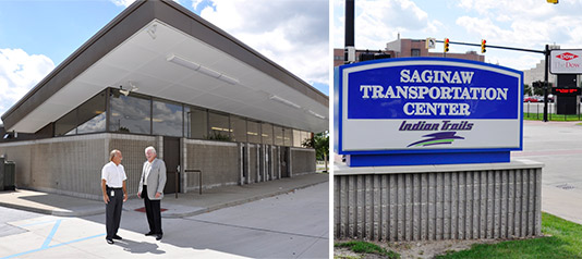 Saginaw Transportation Center